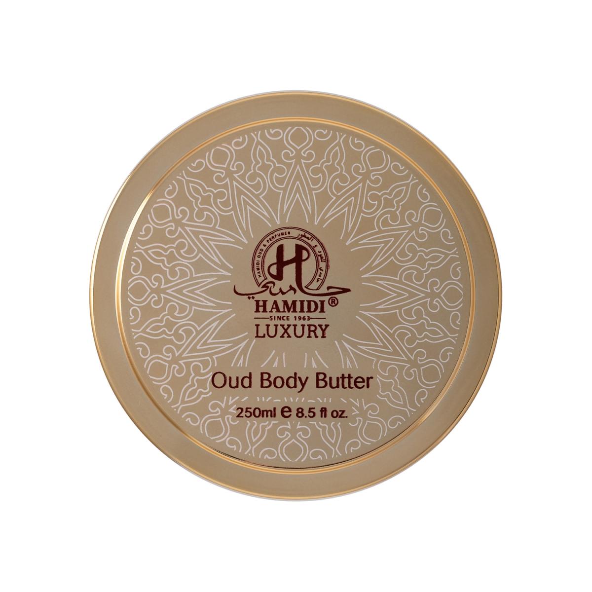 Parfum Arăbesc Oud Body Butter